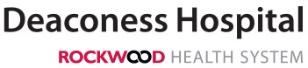 deaconess hospital rockwood health system